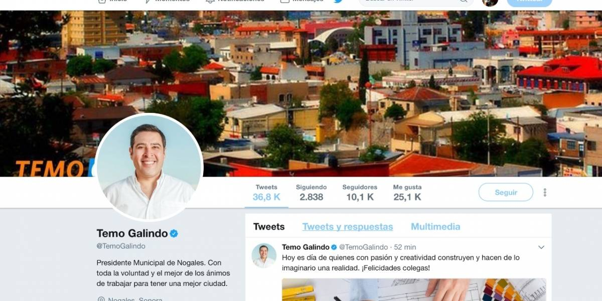 Juez Federal ordena a edil de Nogales desbloquear a ciudadano de twitter