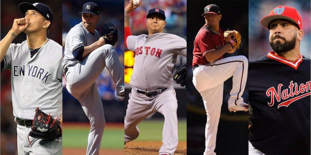 Los 5 mexicanos que disputarán los playoffs de Grandes Ligas