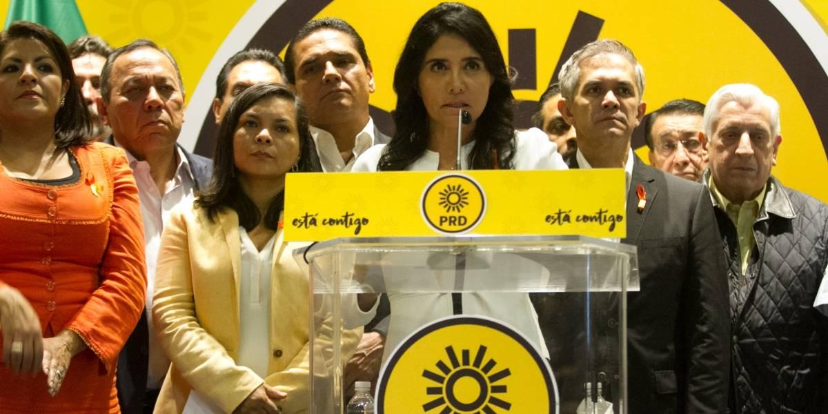PRD anuncia plan de austeridad para donar a reconstrucción del país