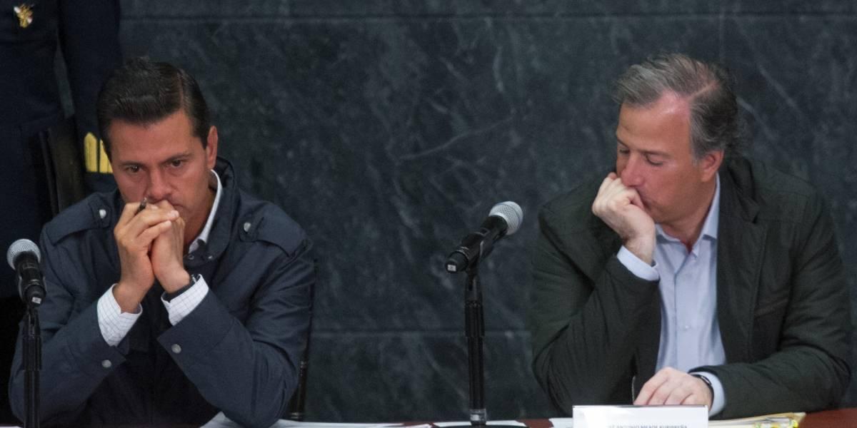 Peña Nieto y otros líderes mundiales expresan sus condolencias por tiroteo en Las Vegas
