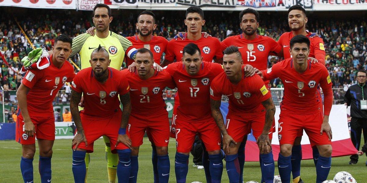 La Roja: Uno a Uno de los hombres que se jugarán la vida y la clasificación para el Mundial