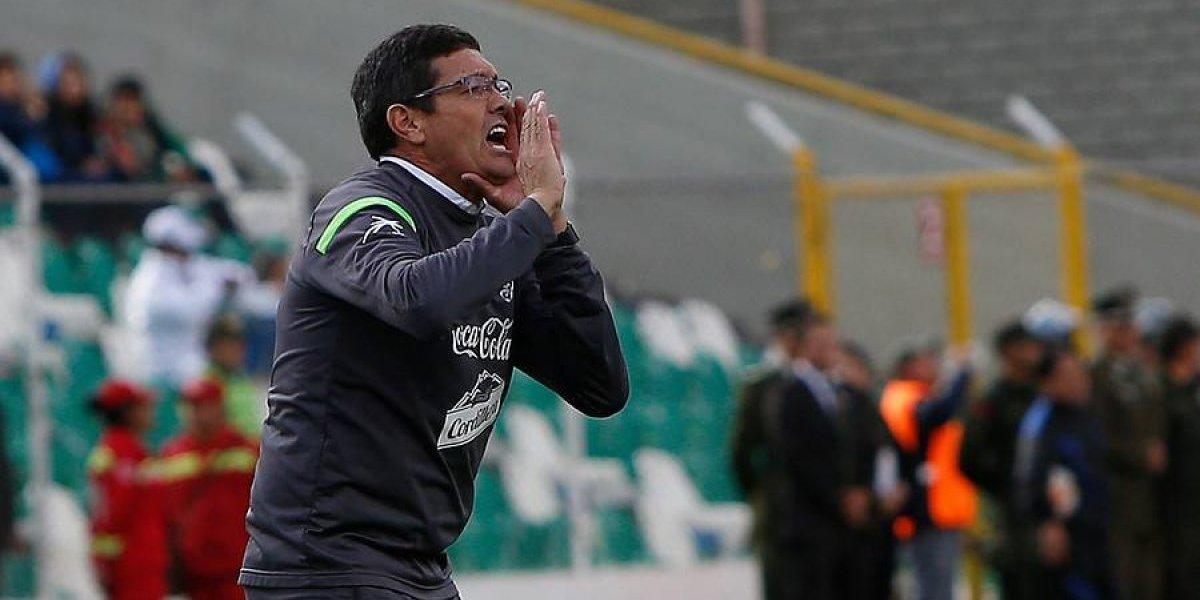 Al DT de Bolivia le trajo consecuencias su show ante Chile