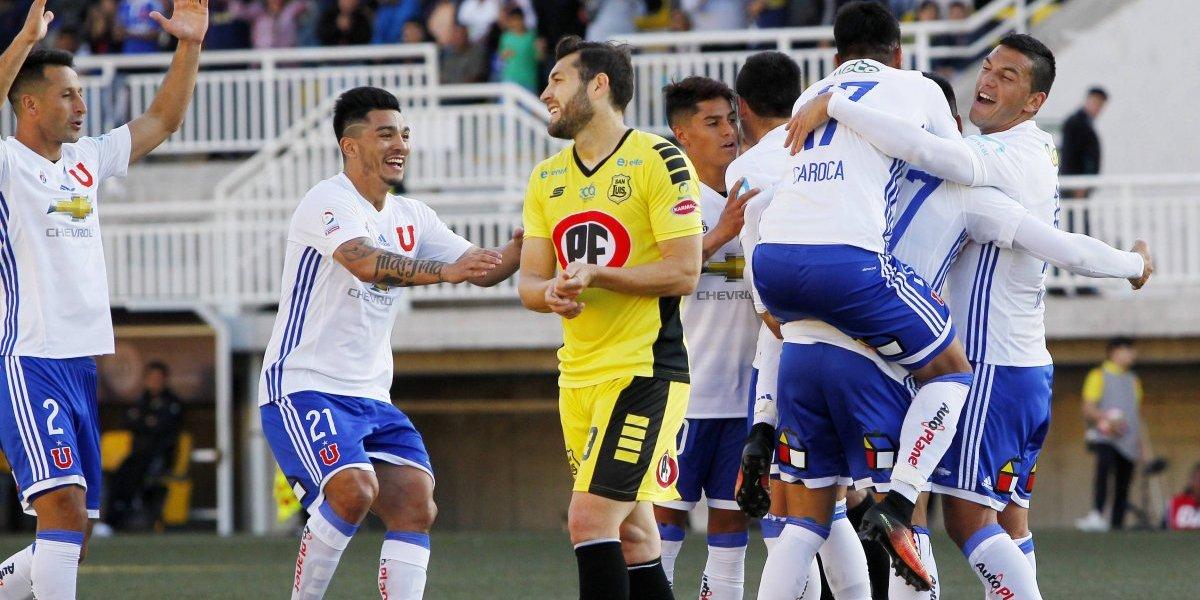 ANFP le cerró las puertas a la U para reprogramar el duelo contra San Luis por Copa Chile