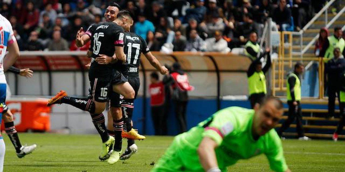 Resumen de la fecha: Unión Española tambalea, Colo Colo y Audax se meten en la pelea por el título