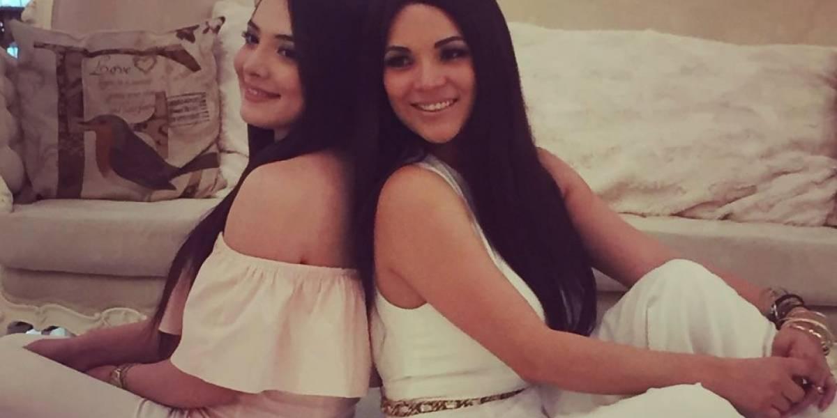 Hija de Karla Luna dedicó fuertes mensajes a Karla Panini