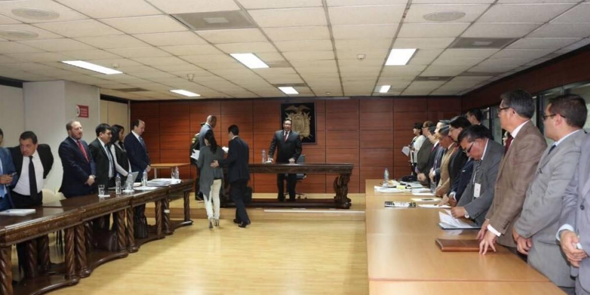 Corte Nacional Justicia acepta pedido de prisión preventiva de Jorge Glas