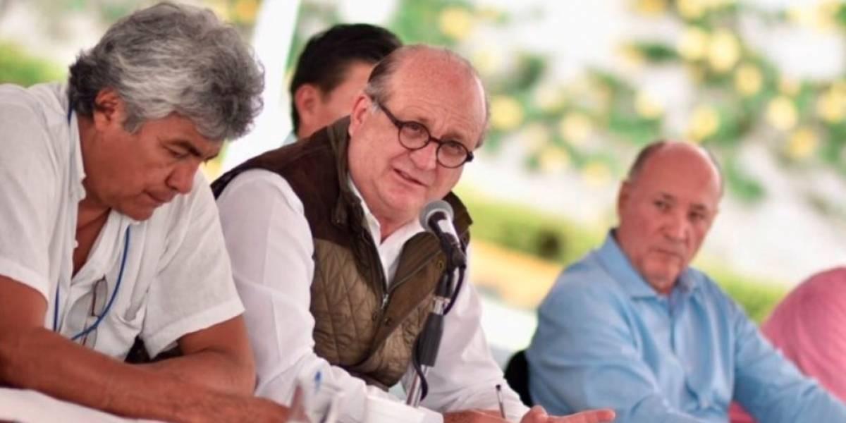 Graco Ramírez anuncia fondo de 300 mdp para reconstruir Morelos tras sismo