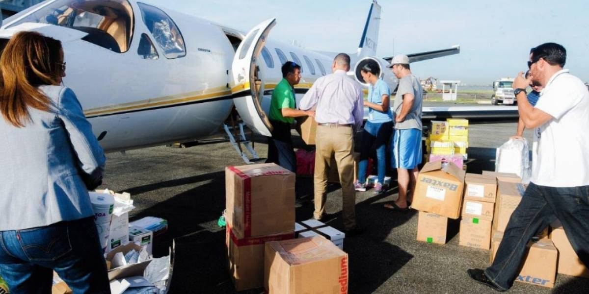 Jenniffer González coordina envío de suministros médicos junto a la diáspora
