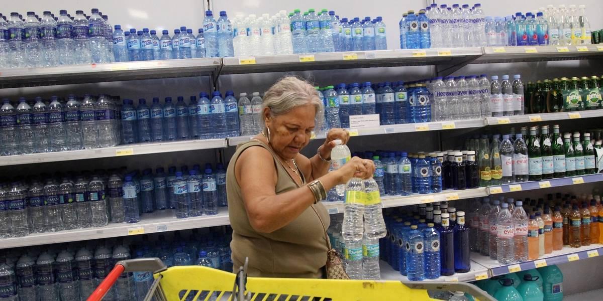 Supermercados já limitam quantidade de produtos vendidos por consumidor para evitar desabastecimento