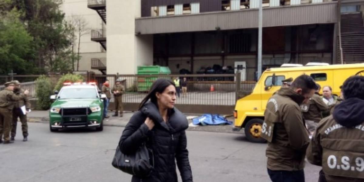 Un delincuente muerto y un guardia herido tras robo a camión de valores en Temuco