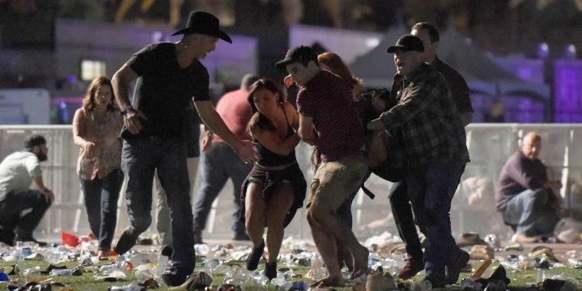 Aumenta a 58 muertos y 515 heridos tras tiroteo en festival de música country en Las Vegas
