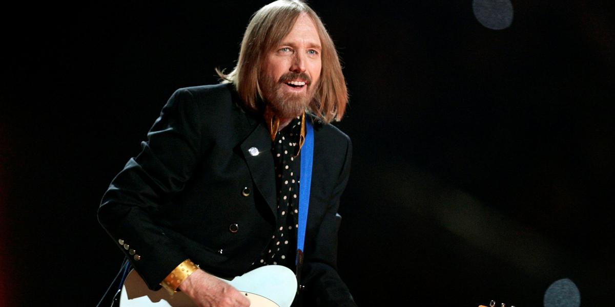 Tom Petty morre aos 66 anos