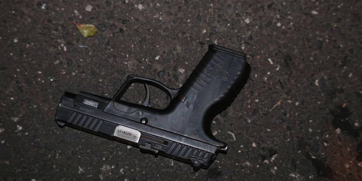VIDEO. Hombre es herido en ataque armado en la zona 5 de Mixco