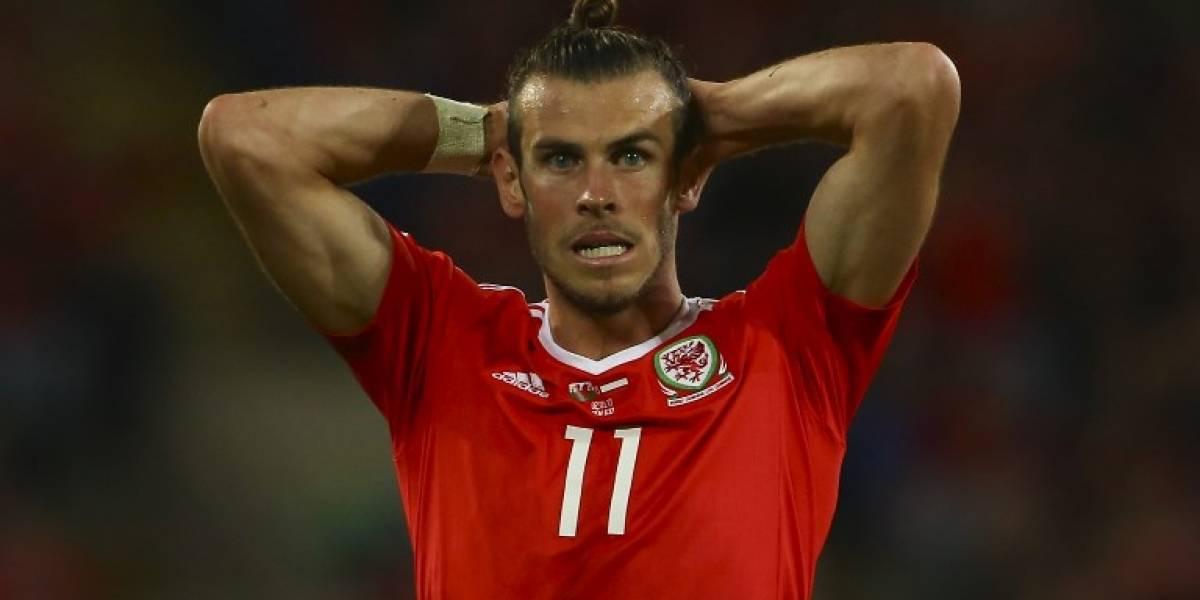 Gareth Bale hace sufrir a Gales en la última fecha doble de clasificatorias al Mundial