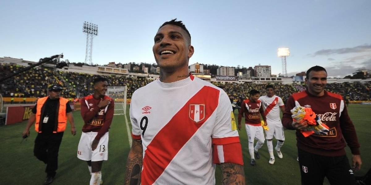 Con la duda de Farfán: Perú prepara un 11 ofensivo para golpear a la Argentina de Sampaoli