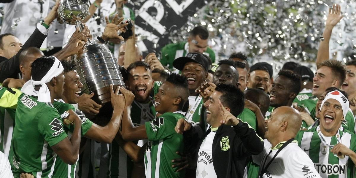 Así cambiará la Copa Libertadores desde el 2019