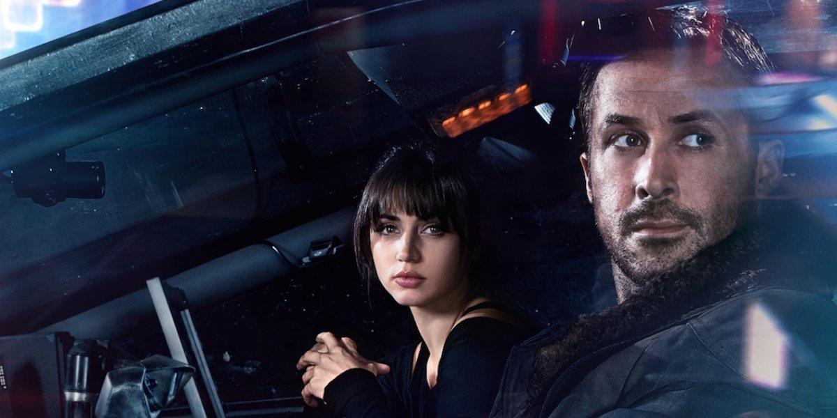 """Ana de Armas se estrena en la ciencia ficción con """"Blade Runner 2049"""""""