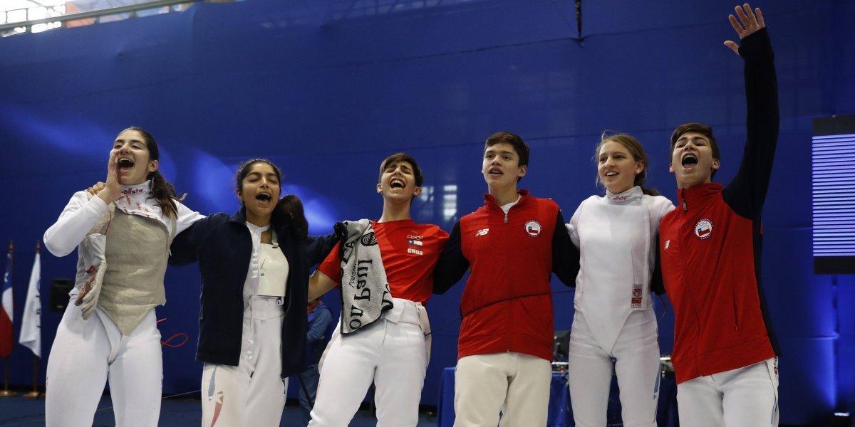Venezuela debuta este sábado en ocho deportes en II Juegos Suramericanos