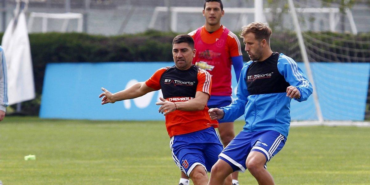 """Seymour invita a dar vuelta la página a Marcelo Díaz: """"La decisión final es técnica, es del entrenador"""""""