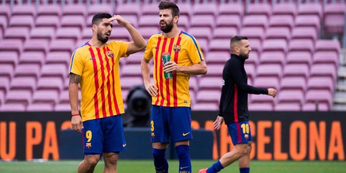 Otra liga de Europa que se ofrece para recibir al Barcelona