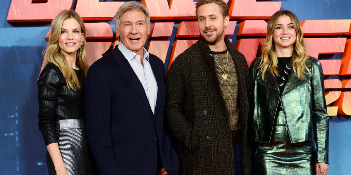 Harrison Ford esquece o nome de Ryan Gosling três vezes em entrevista