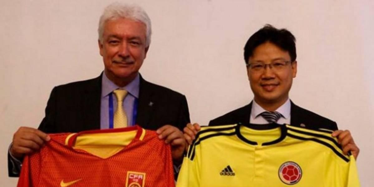 Nacional, Santa Fe y la Selección Colombia jugarán torneos en China