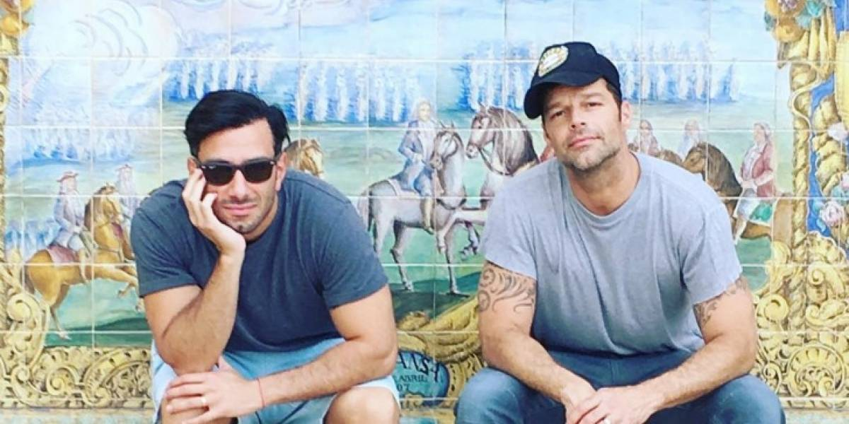 Ricky Martin tendrá que cambiar sus planes de boda por culpa de Trump