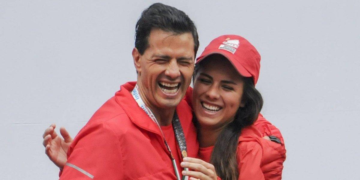 Peña Nieto felicita a su hija Paulina por su cumpleaños