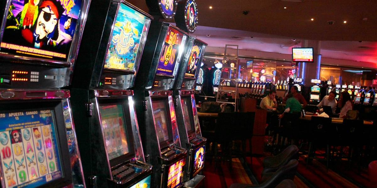 Ingresos brutos de casinos de juego cayeron 4,4% en agosto