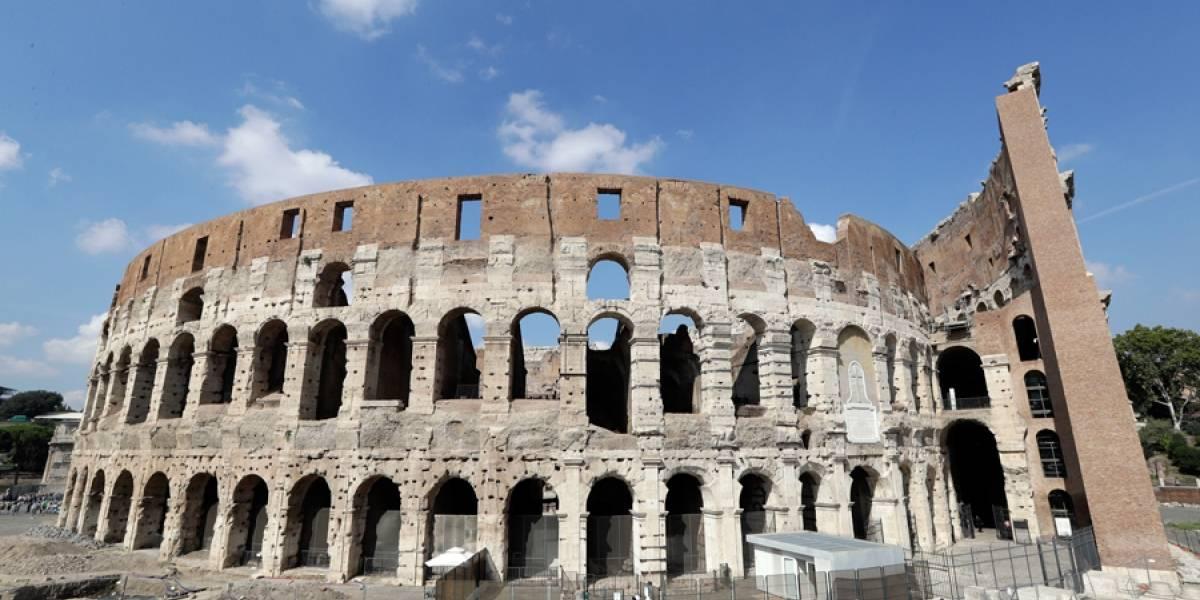 VIDEO. Habilitan el cuarto y quinto nivel del Coliseo de Roma