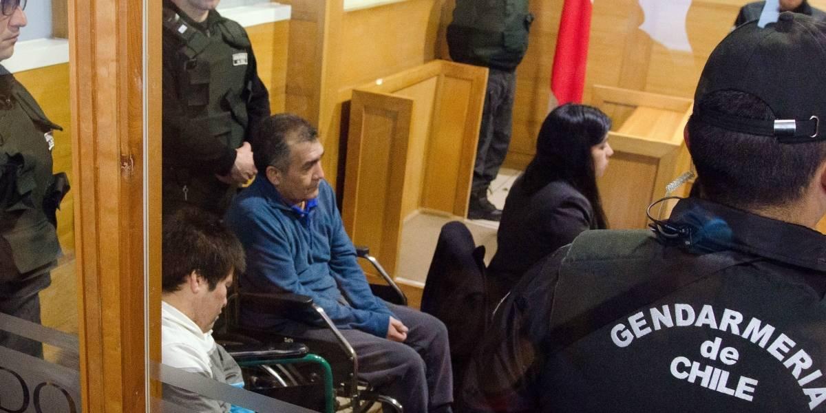 Corte de Apelaciones de Temuco mantuvo prisión preventiva de comuneros mapuche