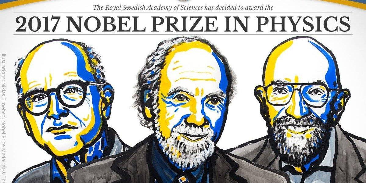 Premio Nobel de Física 2017 a quienes comprobaron las ondas gravitacionales de Einstein