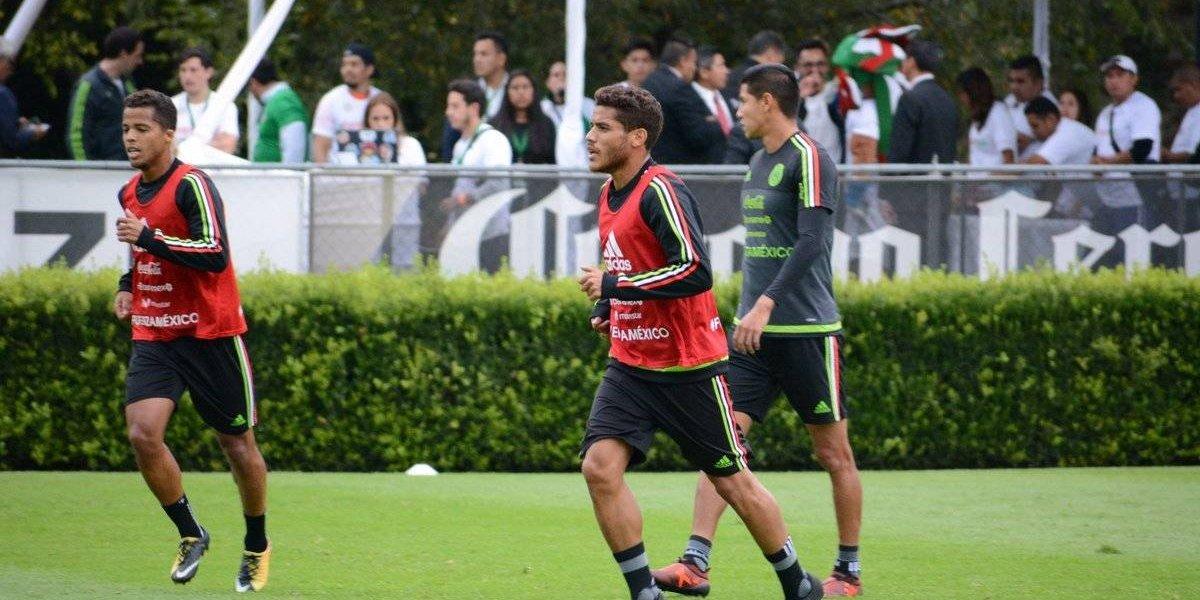 Tricolor recauda 600 mil pesos con entrenamiento a puerta abierta