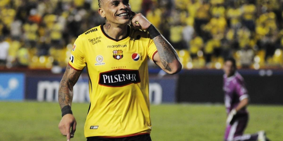 Barcelona SC vende boletos para partido con Gemio en Quito, Portoviejo y Machala