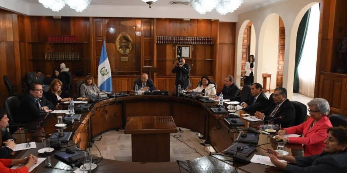 Magistrados del OJ listos para elegir a su último presidente