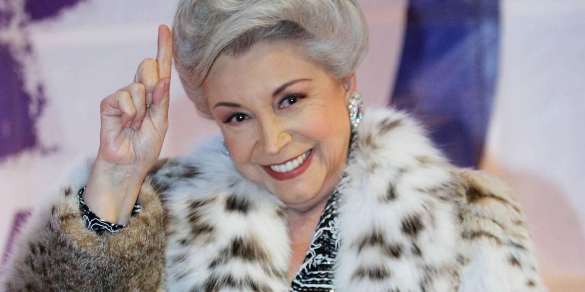 La primera actriz mexicana Evangelina Elizondo falleció a los 88 años
