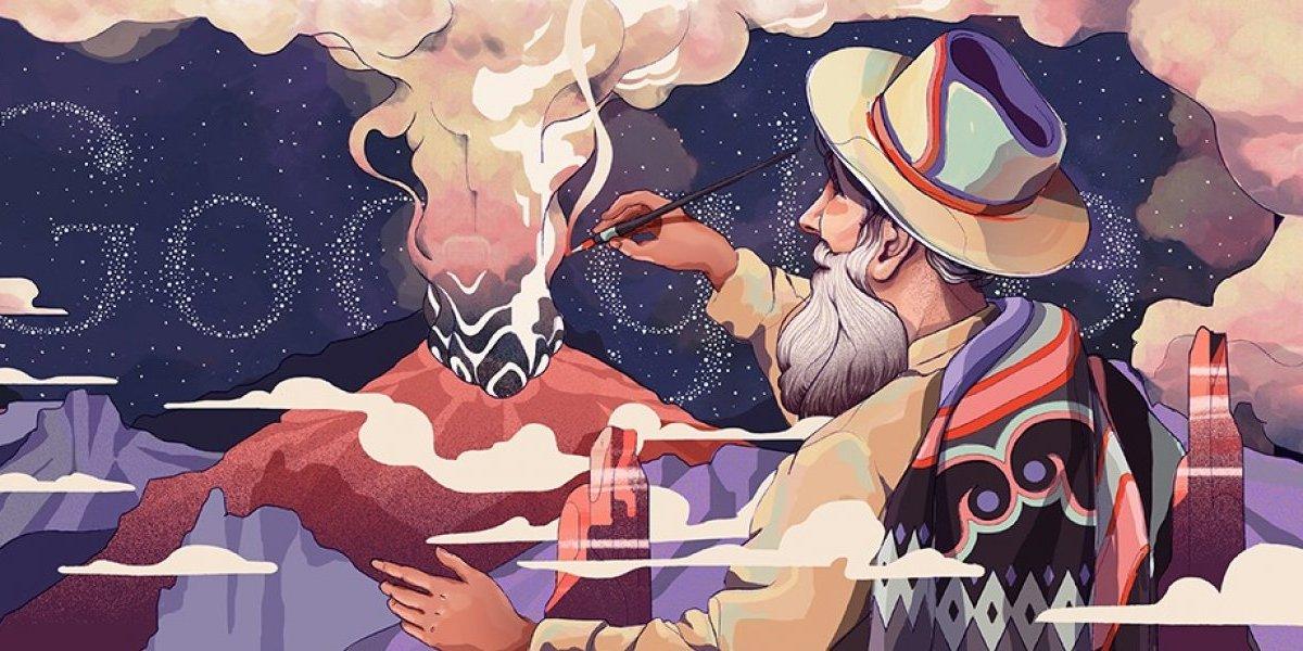 """Google celebra natalicio del pintor mexicano """"Dr. Atl"""""""