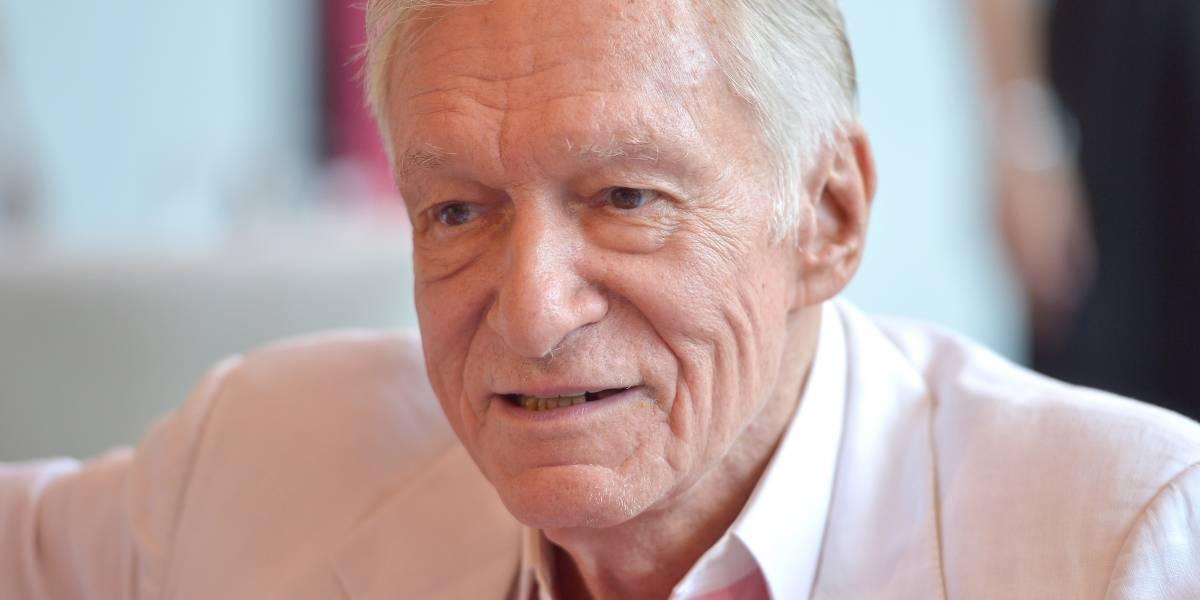 Revelan las causas de muerte de Hugh Hefner y un detalle de su salud llama la atención
