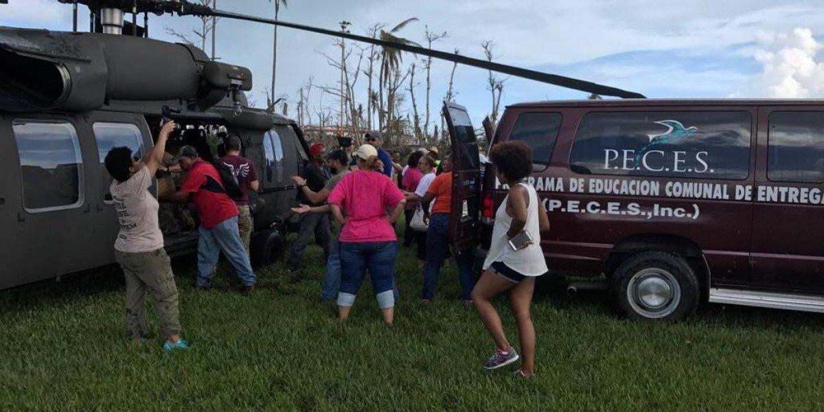 Puerto Rico Recovery Fund distribuye 50 mil libras de alimentos