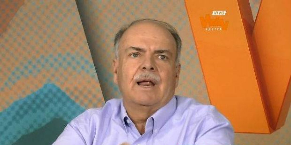 """Iván Mejía califica de """"tonta"""" medida de la FIFA de no mostrar mujeres atractivas"""