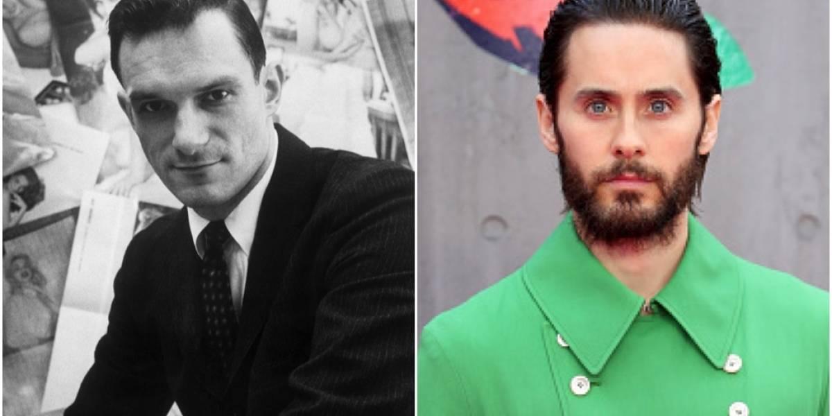 Jared Leto interpretará a Hugh Hefner en la película biográfica