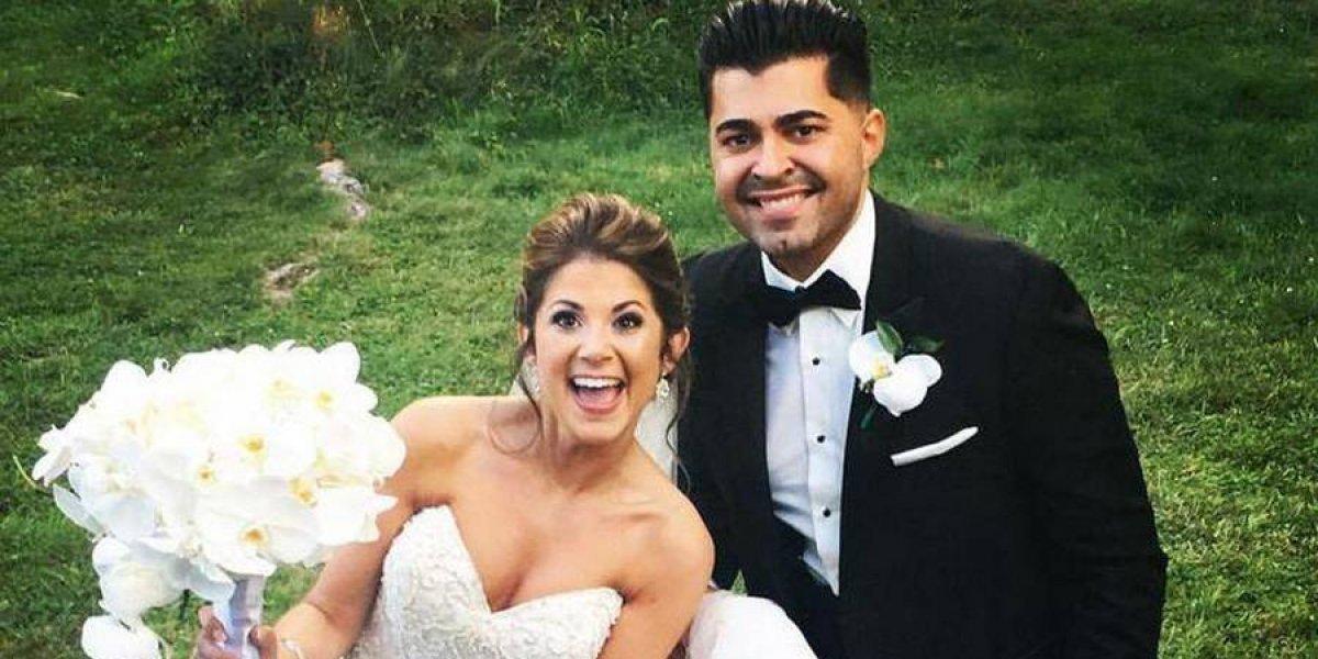 Massachusetts: Se casa pareja que nació el mismo día en el mismo hospital