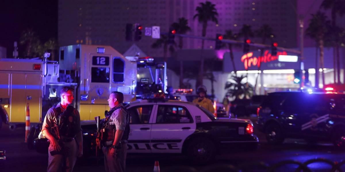 Mexicano escapa de la CDMX por sismos y atestigua tiroteo de Las Vegas