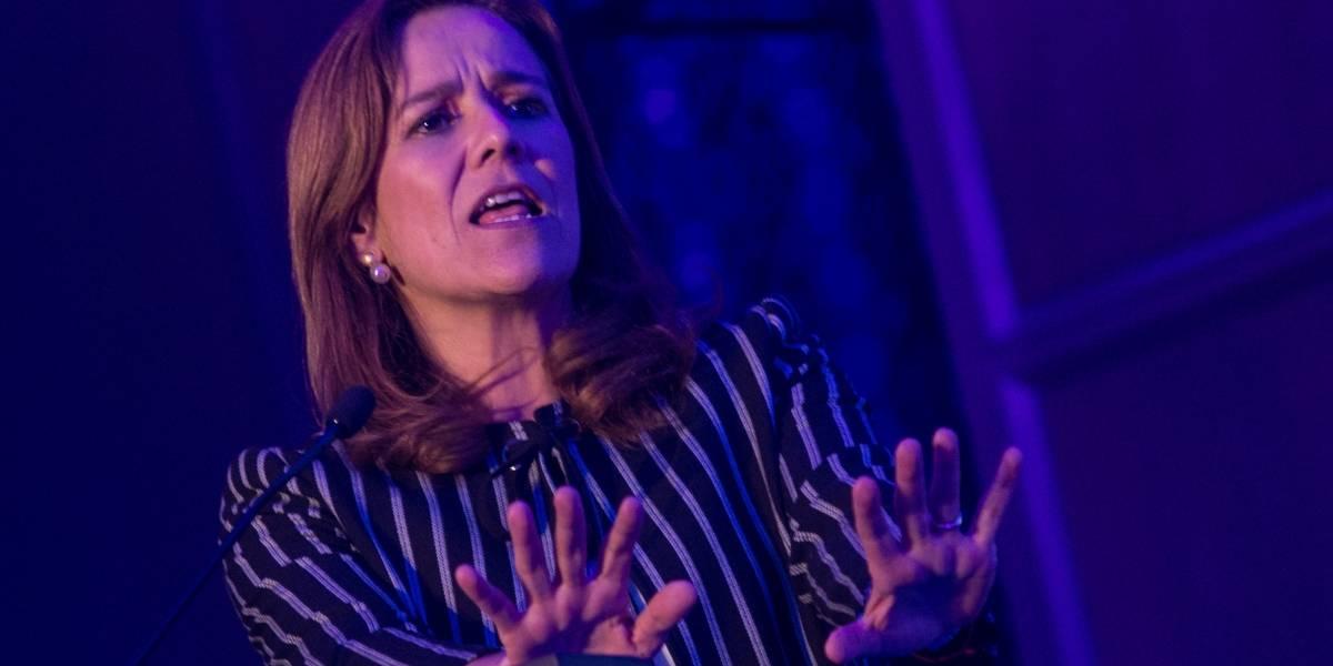 Valoro candidatura independiente: Margarita Zavala