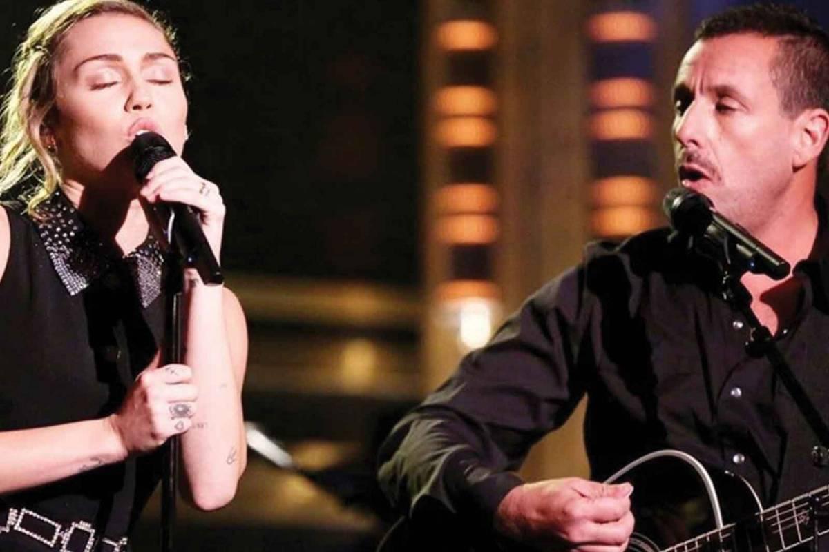 Miley Cyrus rindió homenaje a víctimas de Las Vegas