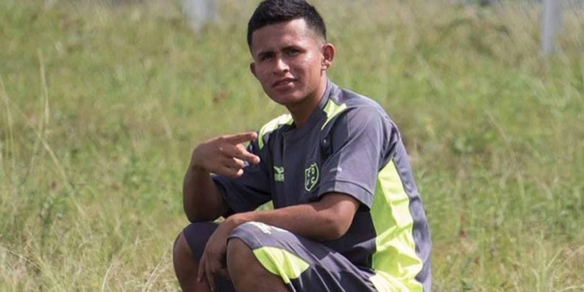 Osama Vinladen, el futbolista que quiere cambiarse el nombre