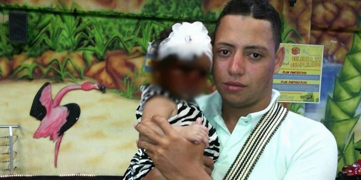 Por oponerse a un atraco lo balearon y mataron a su hija de dos años