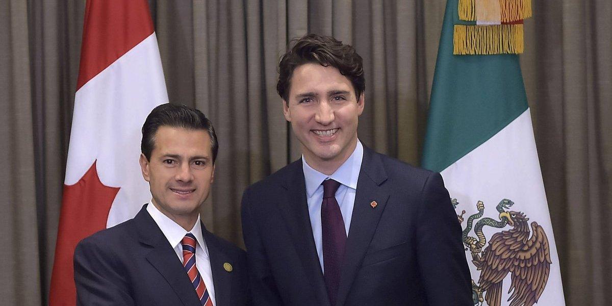 Justin Trudeau visitará México oficialmente el 12 y 13 de octubre