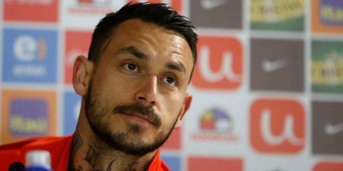 """Pinilla le baja el perfil a la ausencia de Díaz y lanza: """"No se nos pasa por la cabeza quedar fuera del Mundial"""""""