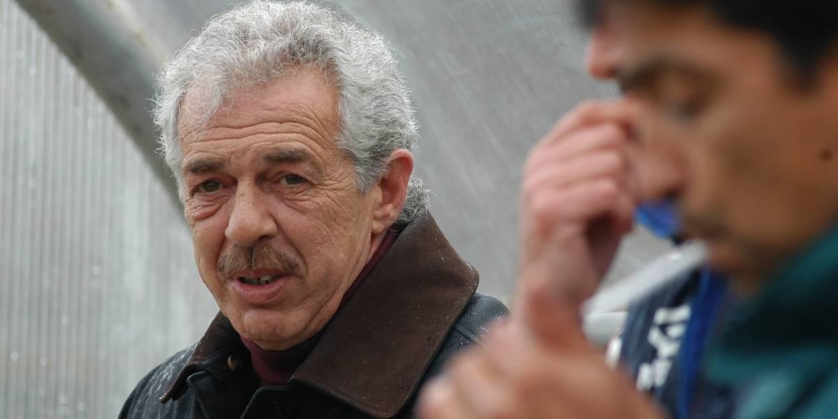 Fallece Palito Cavalleri, todo un símbolo de Deportes Concepción